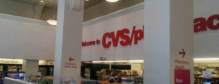 CVS pharmacy is one of Locais curtidos por Fernando Viana.