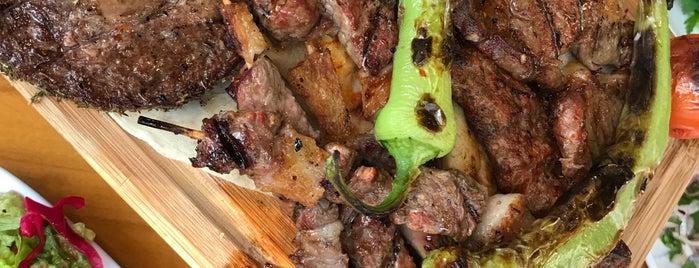 Etobur Barbecue & SteakHouse is one of Mersin.