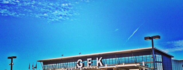 Grand Forks International Airport (GFK) is one of US Airports.