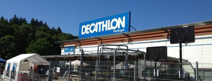 Decathlon is one of สถานที่ที่ Sven ถูกใจ.