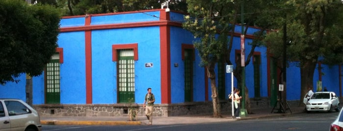 Museo Frida Kahlo is one of D.F..