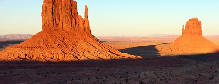 The Mittens is one of The American West.