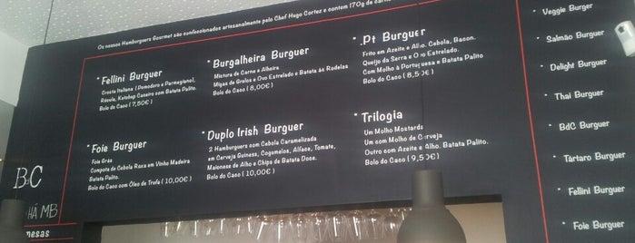 Bolo do Caco Hamburgueria Gourmet is one of Restaurantes.