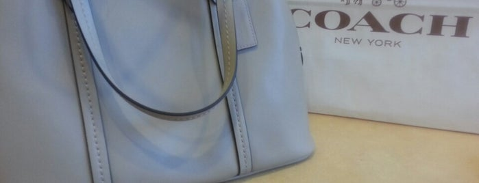 Coach Outlet is one of Posti che sono piaciuti a Sorkat.