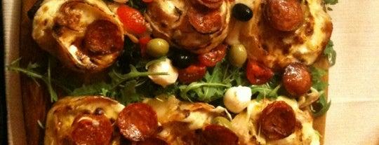 Pizzeria Al Platano is one of Grado.