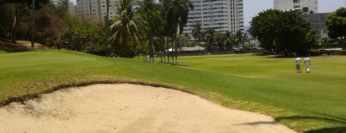 Club de Golf de Acapulco is one of torneo regional.