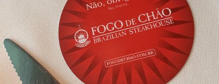 Fogo de Chão is one of Melhores Restaurantes e Bares do RJ.