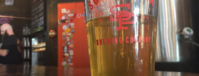 South Park Brewing Company is one of Food/Drink San Diego.