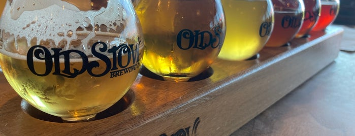 Old Stove Brewing Co - Marketfront is one of Seattle Visit.