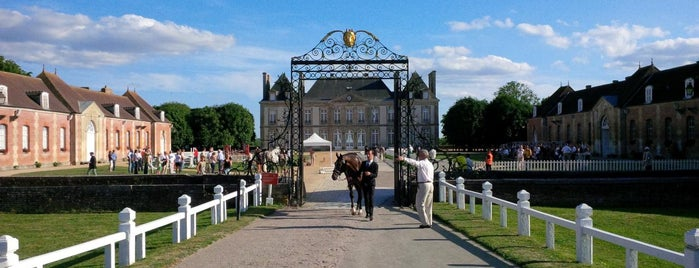 Haras du Pin is one of Normandië.