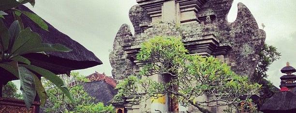 Pura Desa Ubud is one of Enjoy Bali Ubud.