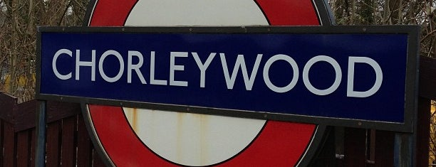 Chorleywood Railway Station (CLW) is one of tim'in Beğendiği Mekanlar.
