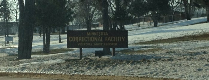 Red Wing Correctional Facility is one of MN.