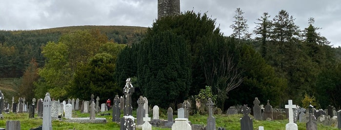Glendalough Village is one of Mark's list of Ireland.