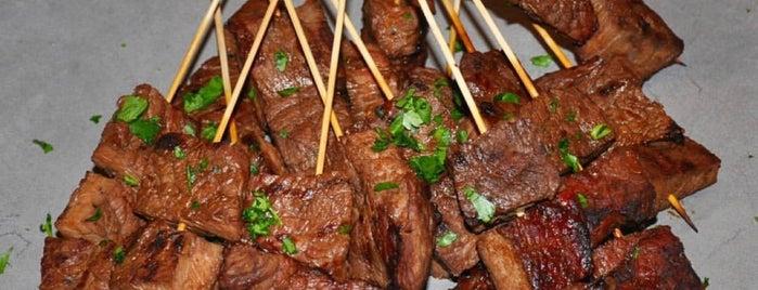 Bahraini Kabab كباب بحريني is one of Dubai Food 6.