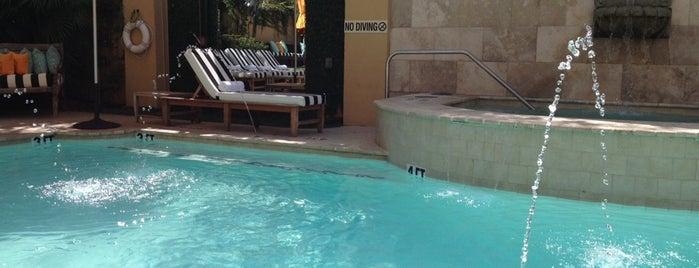 Hotel ZaZa is one of Outdoor Bars in Dallas.