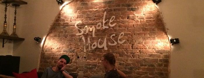 Smoke House is one of Новосибирск.