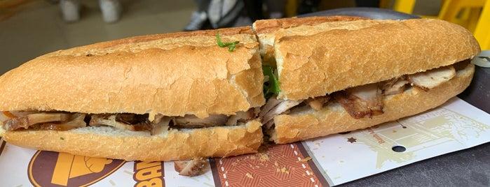 Bami Bread (Bánh Mì Bami) is one of Hanoi.