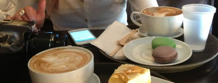 Crave Espresso Bar is one of CUPS App.