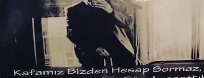 Karanlık Mekan is one of HAKAN : понравившиеся места.