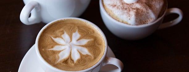 Intelligentsia Coffee & Tea is one of LA Haunts.