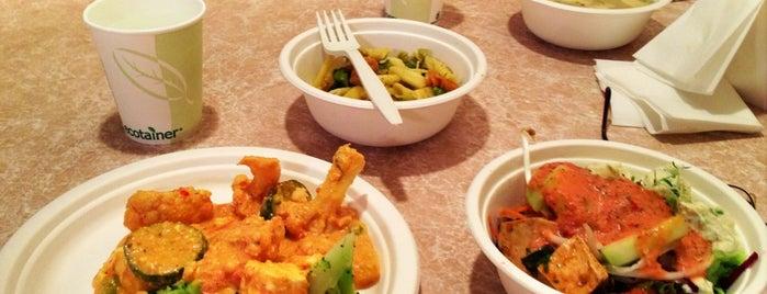 Govinda's is one of LA Haunts.