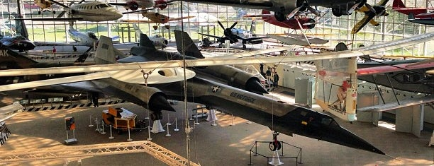 The Museum of Flight is one of Jeff: сохраненные места.