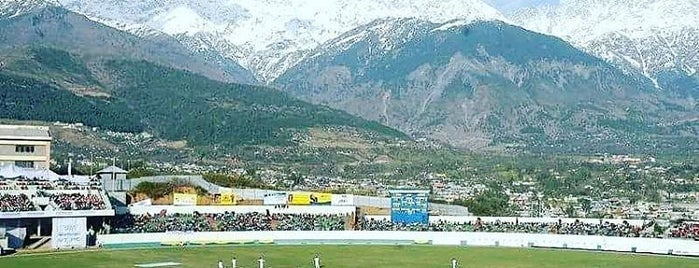 HPCA Cricket Stadium is one of INDIA.