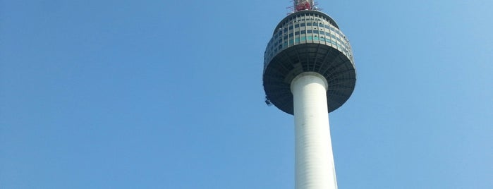N Seoul Tower is one of World Heritage Sites List.