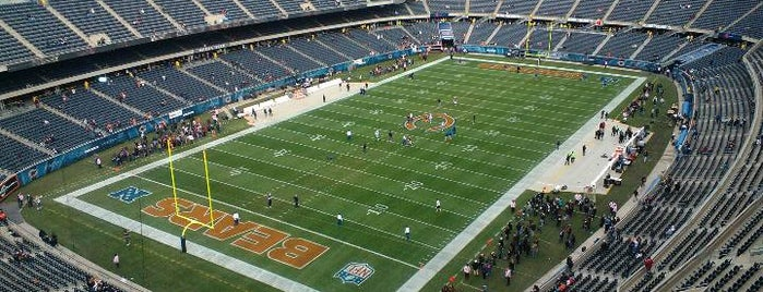 Soldier Field is one of 2013 Illinois-Missouri.