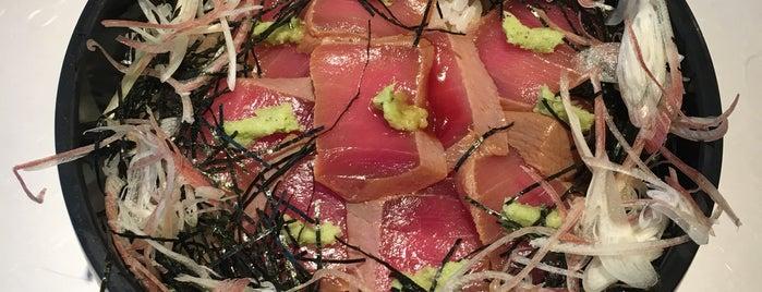 弁天山美家古寿司 総本店 is one of Tokyo Sushi.