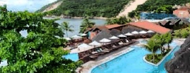 DBeach Resort is one of SEBRAE 2014.