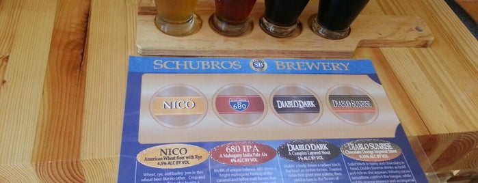 Schubros Brewery is one of Beer tours.