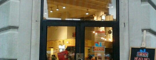 Hill Country Chicken is one of บันทึกเดินทาง New York.