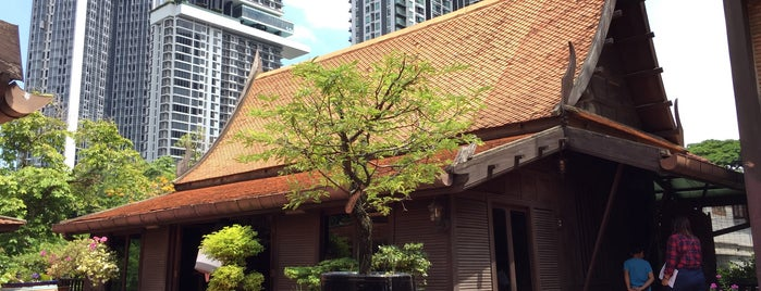 M.R. Kukrit's Heritage Home is one of BKK - REP - HKT.