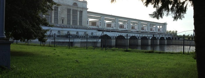 Музей гидроэнергетики is one of สถานที่ที่ Валерий ถูกใจ.