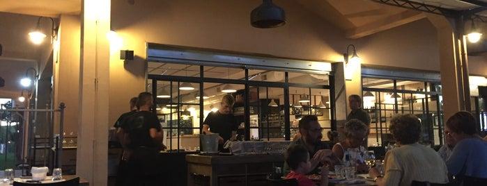 La Cucineria is one of ROME Restaurants.