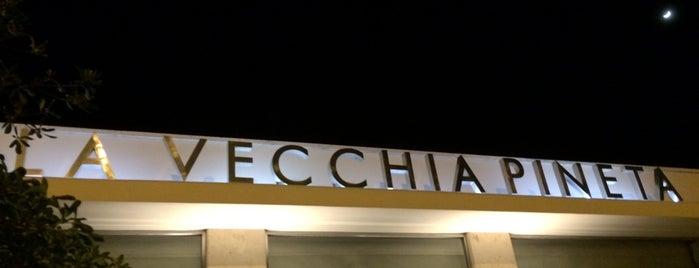 La Vecchia Pineta is one of Roma.