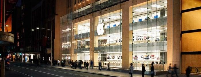 Apple Covent Garden is one of Mi pelo mundo.