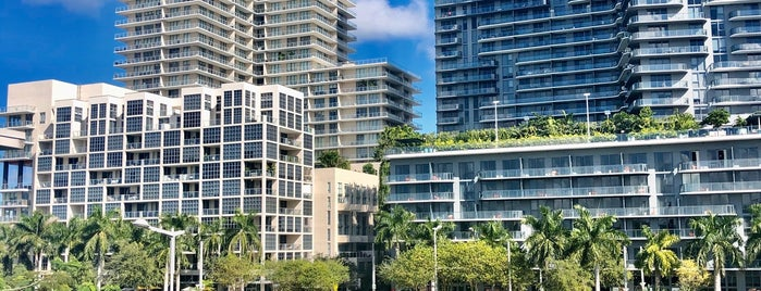 Büro Miami: Urban Workspaces is one of MiamiTech.