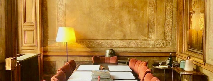 Soho House Screening Room is one of Fatih : понравившиеся места.