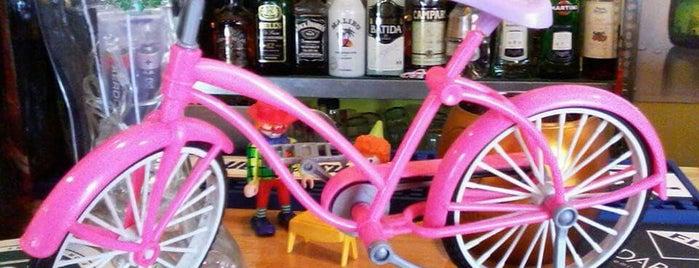 Ποδήλατο is one of Αξιζει σου λεω (Καφές-Ποτό)!!!.