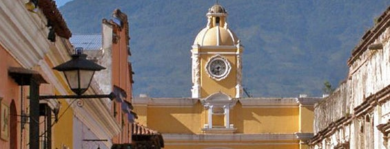 Antigua Guatemala is one of Locais curtidos por Andres.