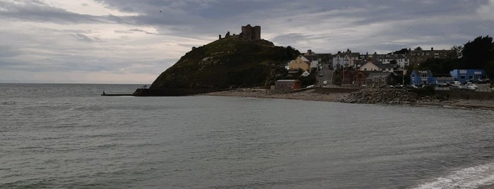 Criccieth Castle is one of Castles near to Trawsfynydd Holiday village.