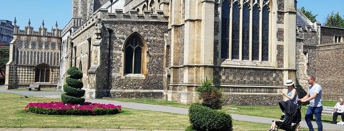 Cathedral Gardens is one of Lugares favoritos de Carl.