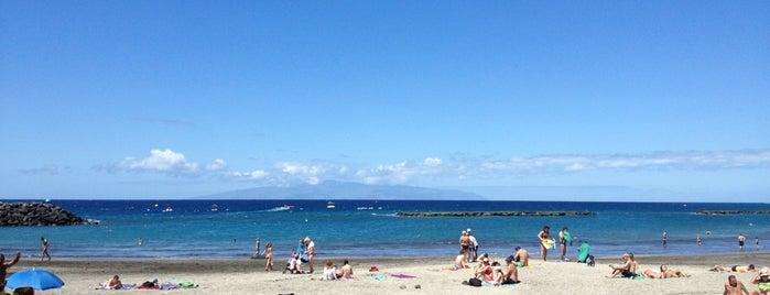 Playa de Torviscas is one of Tenerife.