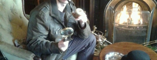 The Sherlock Holmes Museum is one of Museums in London.