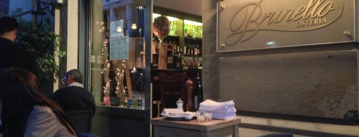 Osteria Brunello is one of Milan | Hotspots.