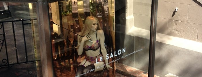 Agent Provocateur is one of Boston.
