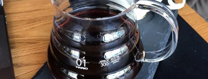 Q Kaffee is one of Karlsruhe beloved.
